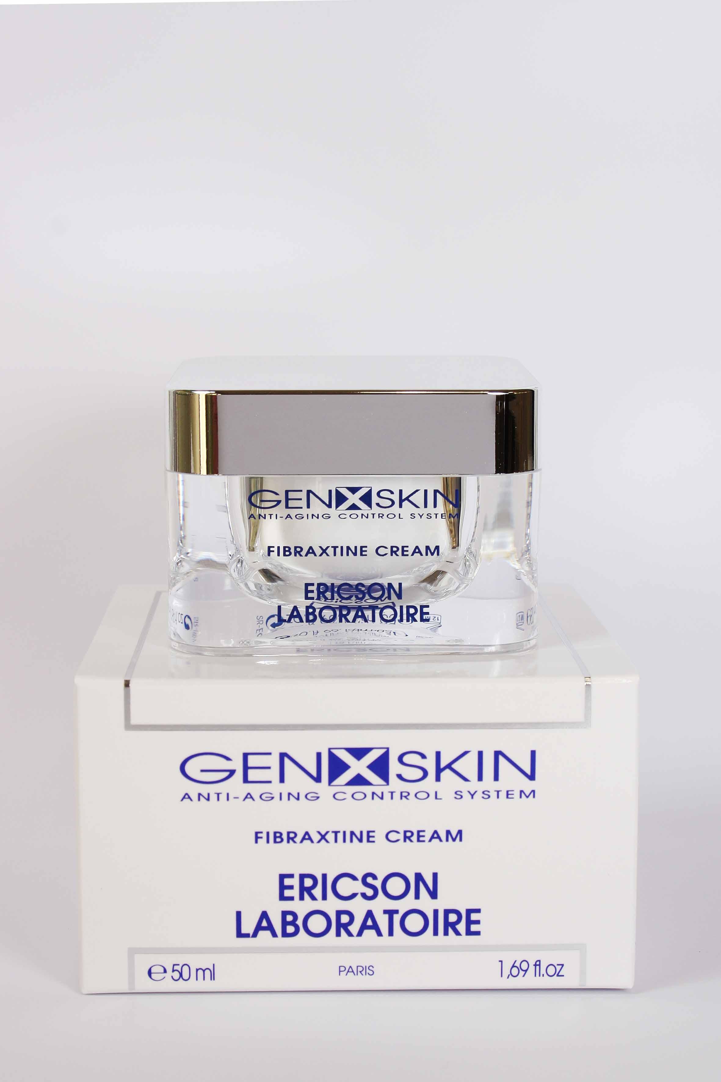 E980 GENXSKIN. FIBRAXTINE CREAM – Komfortní hydratační krém