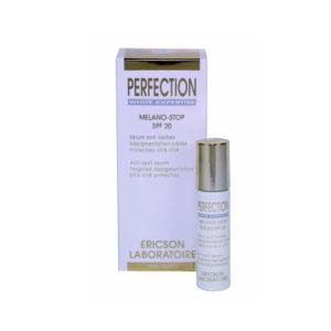 E664/ Ericson Laboratoire, Perfection, Sérum proti pigmentovým skrvnkám SPF 20