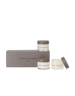 Natural Wax Candle Set of 3 – Set svíček – 150 g