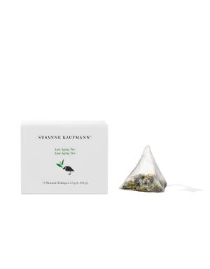 Anti Aging Tea – Anti-agingový čaj s antioxidanty pro spomalení stárnutí pokožky 19,5 g (à 1,3 g)