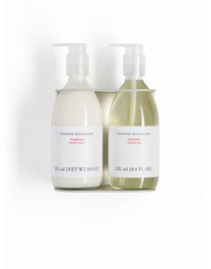 Hand Care Set – Mýdlo 250 ml, Krém 250 ml, držák