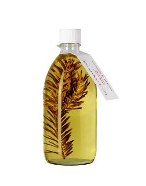 Oil Bath Winter – Uklidňující olejová koupel s vůní skořice, hřebíčku a pomeranče 250 ml