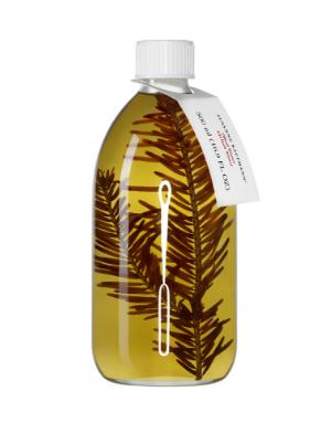 Oil Bath Winter – Uklidňující olejová koupel s vůní skořice, hřebíčku a pomeranče 500 ml